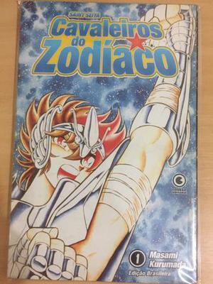Coleção Completa Mangas Cavaleiros do Zodíaco Conrad +