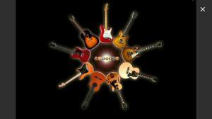 Compr.o guitarras e violões elétricos com defeito