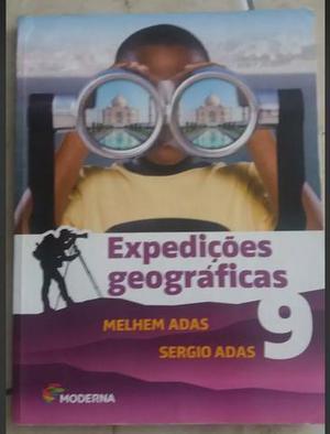 Livro de Geografia Expedições Geográficas 9°Ano