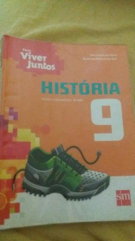 Livro de História 9 ano