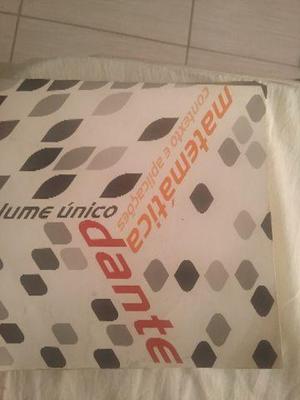 Livros de matemática do Ens Fumd II e Médio