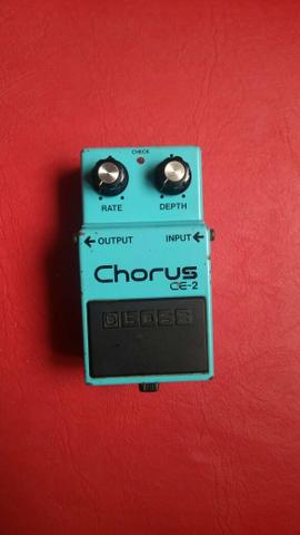 Pedal Chorus Boss Ce-2 Made in Japan