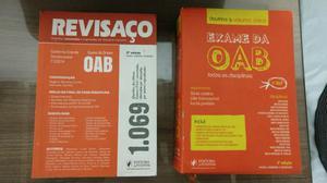 Vendo 2 Livros para OAB