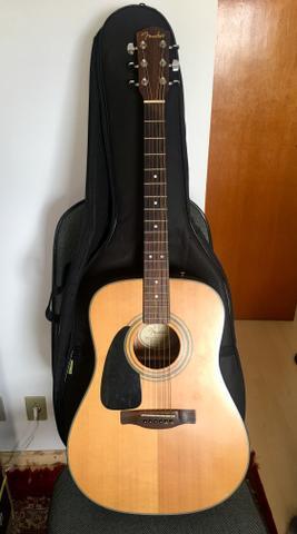 Violão FENDER CD-100 LH (canhoto)