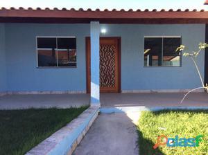 Casa de 3 quartos sendo 2 suítes em São Pedro da Aldeia