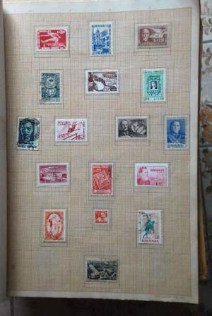 Coleção Selos Antigos Do Brasil
