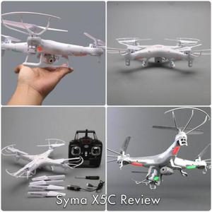 Drone Syma x5C e Patins OXER