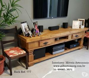 Interiores móveis artesanais em Porto Alegre VIP