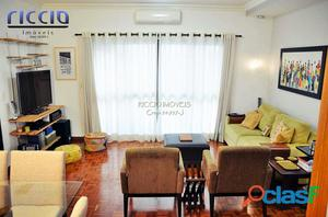 Lindo Apartamento Edifício Rio Negro Jardim Aquarius 115m²