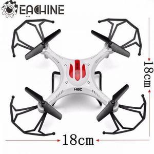 Mini Drone H8c Eachine Com Câmera de 2Mp 2.4G 6-Axis Rc Rtf
