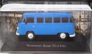 Miniatura Kombi Type 2 T2 Carros Inesquecíveis Do Brasil