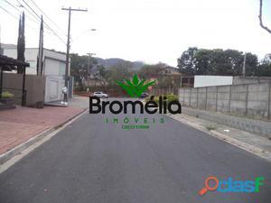 Terreno 250 m², em Atibaia, ótima localização.
