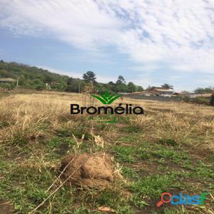 Terreno de 1.000 m², ótima topografia, Bairro da Usina.