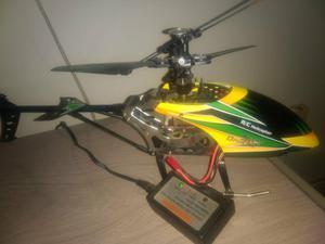 Vendo helicóptero v912 com motor brushless
