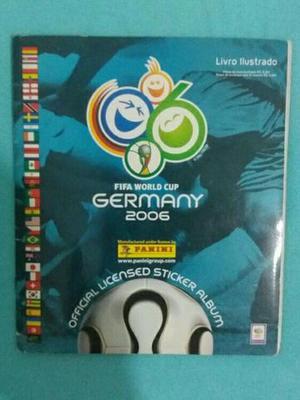 Álbum de figurinha da Copa do Mundo da Alemanha de