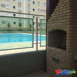 Ótimo Apartamento 2D No Residencial Bela América
