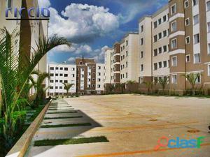 Ótimo apartamento 56M² Parque Residencial Flamboyant