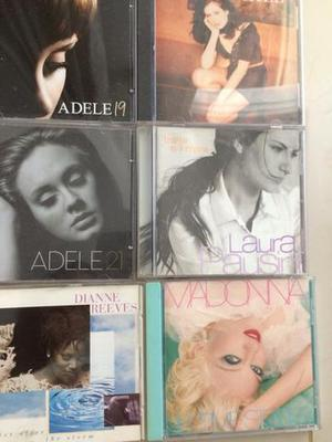 16 cds pop internacional