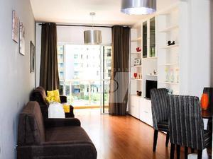 Apartamento residencial para locação, Vila Nova