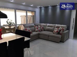 Apartamento residencial à venda, Jardim Santa Mena,