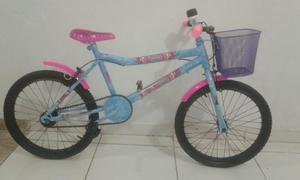 Bicicleta caloi Frozen aro 20