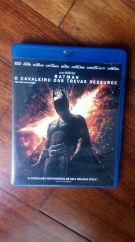 Blu-Ray Batman O cavaleiro das Trevas Ressurge