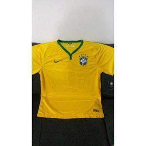 Camisa Nike Seleção Brasileira Oficial Nova G