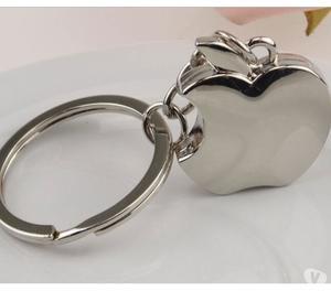 Chaveiro de Metal com Maça da Apple Iphone Presentes