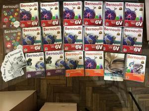 Coleção de livros bernoulli 6V 2017