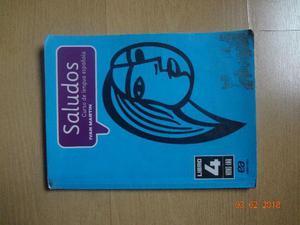 Livro Espanhol Saludos 4 - Colégio Ideal