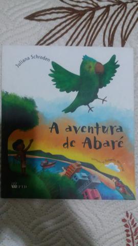 Livro Infantil Aventura de Baé e O Anel da Tartaruga