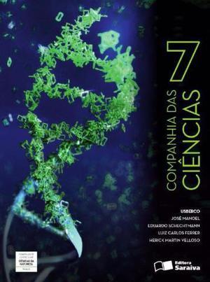 Livro de Ciências 7º ano Companhia das Ciências