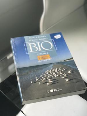 Livro de biologia Sônia Lopes