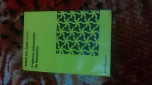 Livro de matemática para concursos militares e vestibulares