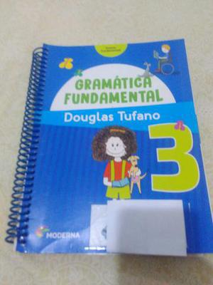 Livro usado Moderna Gramática fundamental 3 ano