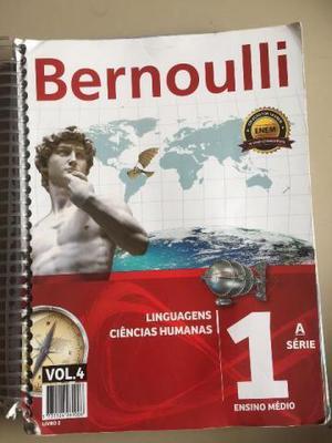 Livros Bernoulli para doação