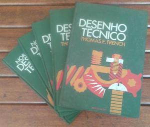 Livros Desenho Técnico Industrial
