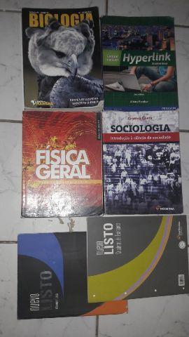 Livros Ensino Médio e Fundamental