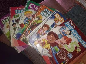 Livros Escola Adventista - 5° ano