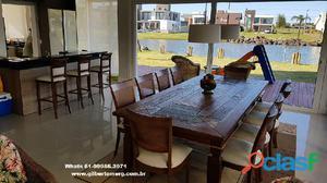 Mesas de jantar da Interiores Móveis Artesanais em Porto