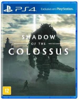 Shadow of the colossus ps4 - novo lacrado lançamento