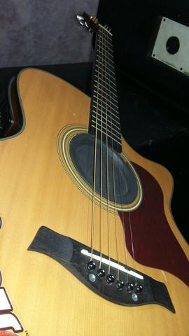 Troco por violão Naylon eletrico
