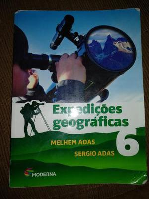 Usado - Expediçoes Geograficas - 6o Ano