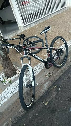 Vendo bike aro 29 freio hidraulico
