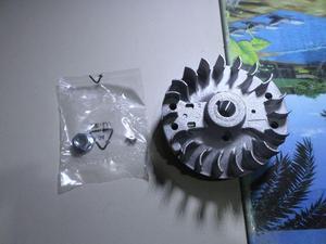 Automodelo Baja 1\5 Flywheel Volante Magnético Uma Peça