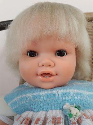 Boneca Bilu Bilu da Estrela anos 80