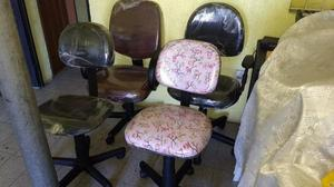 Cadeiras a partir de 70 reais (leia o anúncio)