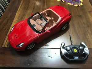 Carro com Controle Remoto Ferrari Califórnia 1:12 - CKS