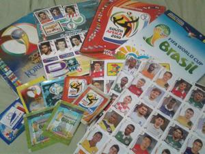 Coleções Album da Copa Completos -