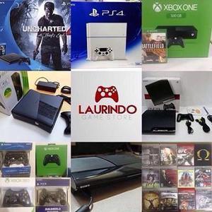 Games Consoles e acessórios fazemos entregas e aceitamos